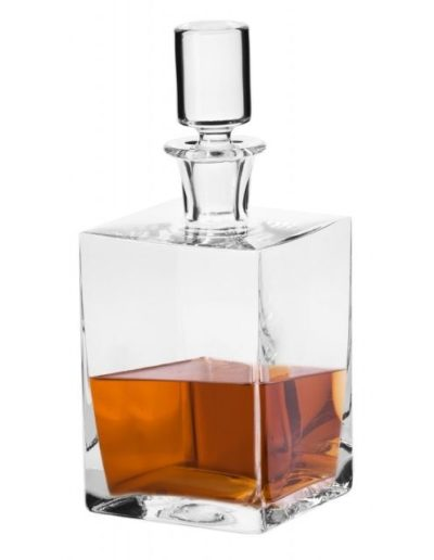 Krosno Whiskey Carafe Caro 750ml 2.2